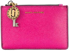 Marc Jacobs key detail purse - PINK & PURPLE - STYLE