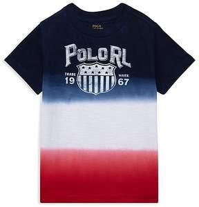 Polo Ralph Lauren Boys' Jersey Ombré Tee - Little Kid