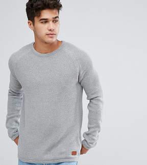 Blend of America Waffle Knit Sweater