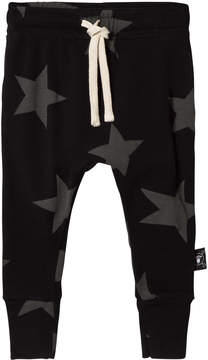 Nununu Black Star Baggy Leggings