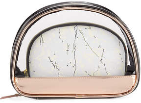 Neiman Marcus Dome Nested Pouches, Set of 2