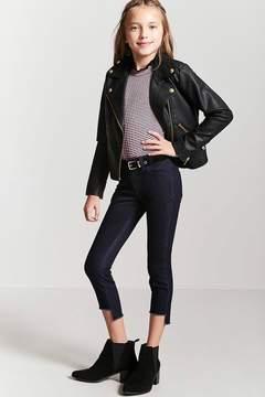 Forever 21 Girls Step Hem Jeans (Kids)