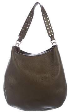 Rebecca Minkoff Pebbled Leather Satchel