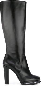 Albano high heeled boots