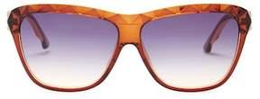 Swarovski Women's Elma Squared Sunglasses