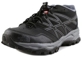 The North Face Jr Hedgehog Hiker Youth Us 1 Black Hiking Shoe.