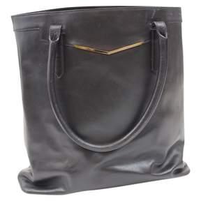 Reece Hudson Black Leather Handbag