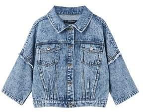 MANGO Medium denim jacket