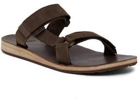 Teva Universal Leather Slide Sandal