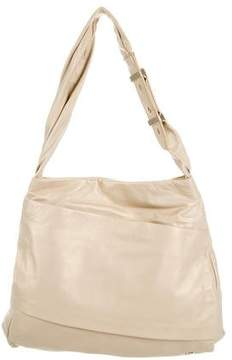 Halston Leather Folds Bag