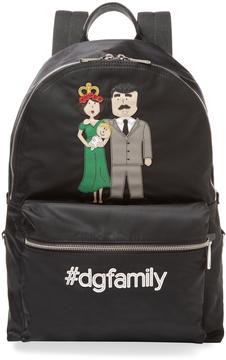 Dolce & Gabbana #DGFamily Backpack
