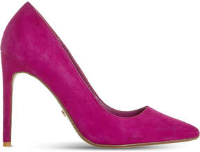 Dune Amalfie suede courts