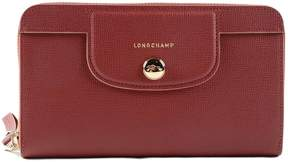 Longchamp Le Plieage Heritage Zip Around Wallet - ONE COLOR - STYLE