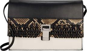 Proenza Schouler Python Lunch Bag