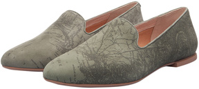 Camper Women's Twins Printed Leather Loafer
