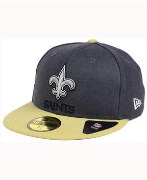 New Era New Orleans Saints Shader Melt 59FIFTY Cap