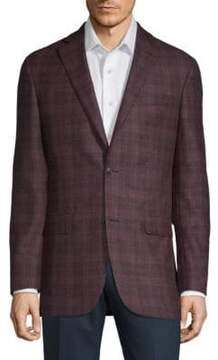 Jack Victor Conway Raspberry Sportcoat