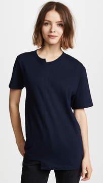 Cédric Charlier Asymmetrical T-Shirt