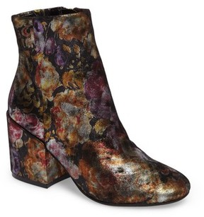 Kenneth Cole New York Women's Reeve 4 Floral Applique Bootie