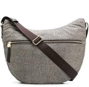 Borbonese printed shoulder bag