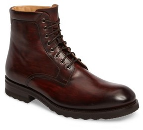 Magnanni Men's Saxon Plain Toe Boot