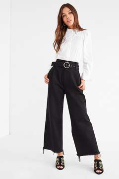 BDG Cara Belted High-Rise Culotte Pant