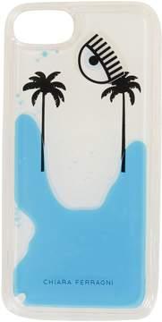 Chiara Ferragni Palms Beach Iphone 8 Case