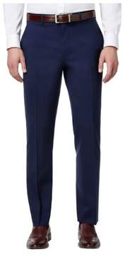 Lauren Ralph Lauren Men's Cobalt Solid Cotton Pants Navy Size 30' w x 30' L