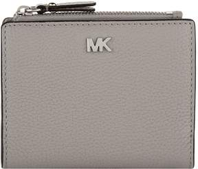 MICHAEL Michael Kors Small Leather Snap Bifold Wallet