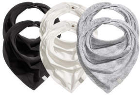 H&M 6-pack Triangular Scarves - White