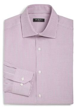 Saks Fifth Avenue COLLECTION Regular-Fit Bengal Stripe Dress Shirt