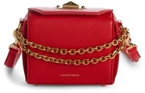 Alexander McQueen Box Bag 16 Genuine Python Shoulder Bag