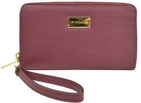 LIZ CLAIBORNE Liz Claiborne Erica Zip-Around Zip Around Wallet
