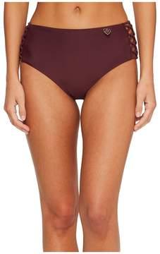 Body Glove Smoothies Retro Bottoms Women's Swimwear