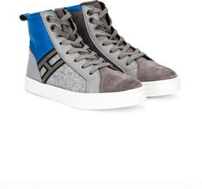 Hogan R141 hi-top sneakers