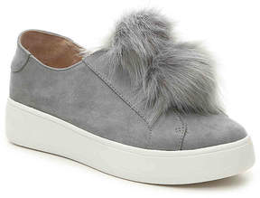 Steve Madden Women's Furlie Wedge Slip-On Sneaker