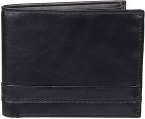 Croft & Barrow Men's RFID-Blocking Extra Capacity Traveler Wallet