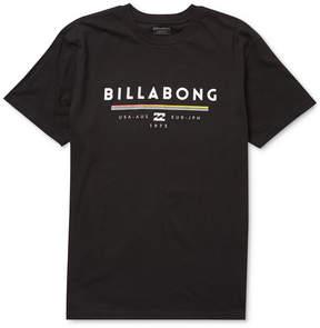 Billabong Men's Unity Logo T-Shirt
