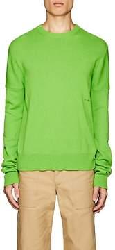 Calvin Klein Men's Logo Cashmere Sweater