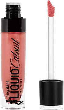 Wet n Wild Megalast Liquid Catsuit Lipstick - Nudist Peach