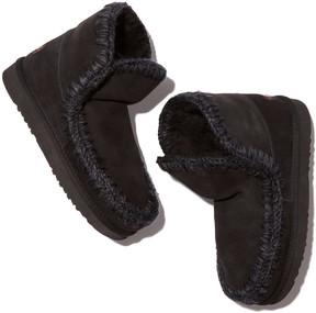 Mou Eskimo 18 Boots in Black, Size IT 38