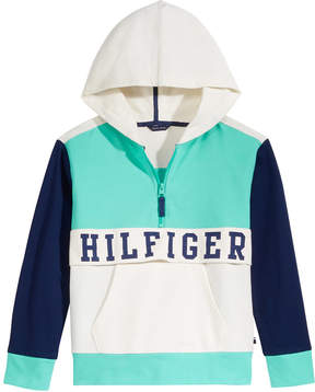 Tommy Hilfiger Colorblocked Pullover Hoodie, Big Girls (7-16)
