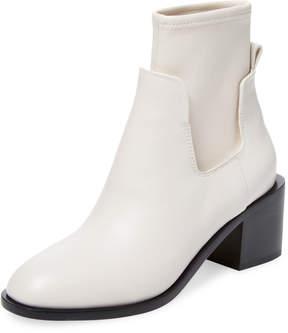 Pour La Victoire Women's Mari Mid Heel Leather Bootie