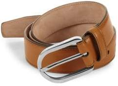 Bally Greywall Leather Belt