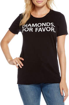Chaser Diamonds Por Favor Tee