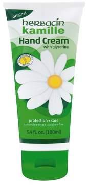 Herbacin Camille Hand Cream Tube - 3.4 oz