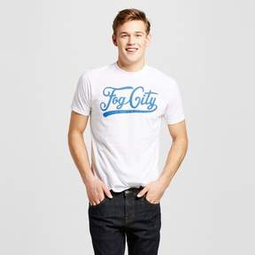 Awake Men's San Francisco Fog City T-Shirt - White