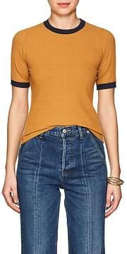 A.L.C. Women's Wool-Blend Ringer T-Shirt