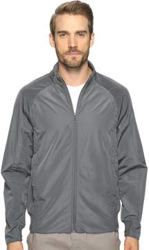 Andrew Marc Gosman Tech Oxford Bomber Jacket Men's Coat