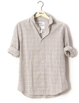 Frank And Eileen Mens Paul Wide Grid Shirt